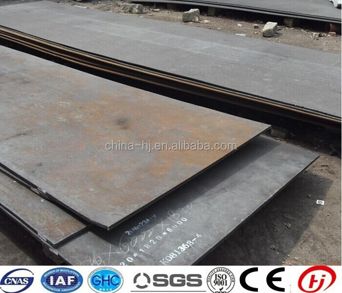 Q235B SS400 A36 mild carbon hot roled steel sheet/coil