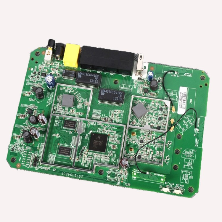 Electronic Machine Controller Pcb Assembly Circuit Board Design ...