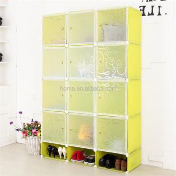 Multi Purpose Plastic Diy Wardrobe Cupboards Buy Diy