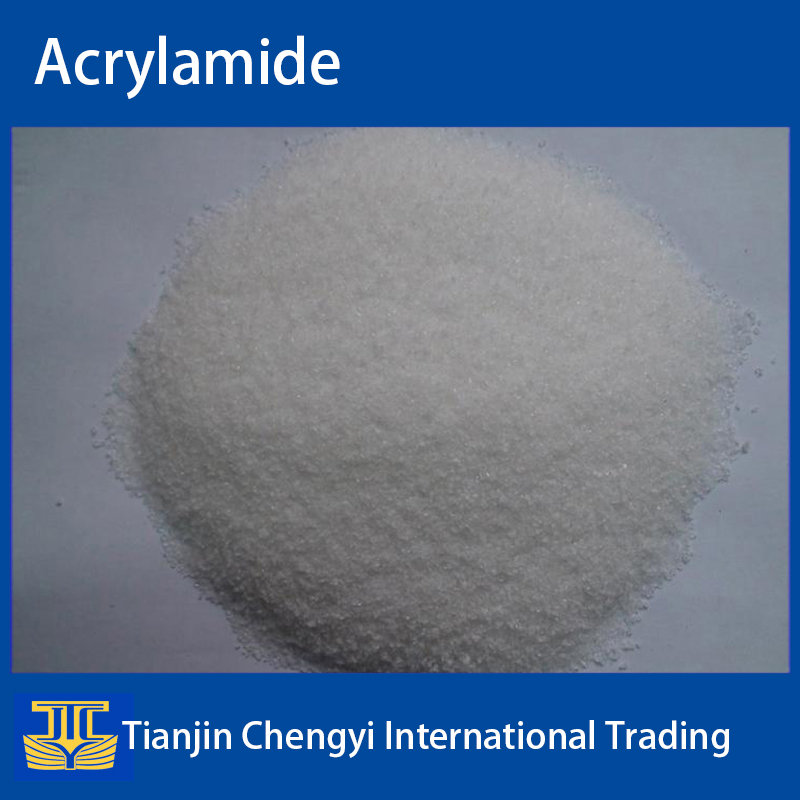 China Supplier acrylamide 98% suppliers price with CAS NO. 79-06-1