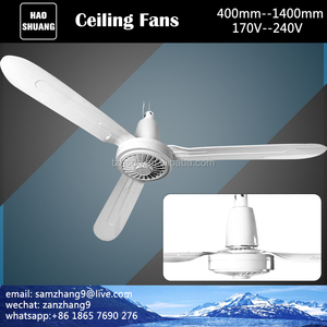1200mm large ceiling fan brands 48 inch plastic household energy-saving 48''industrial electric ceiling fan