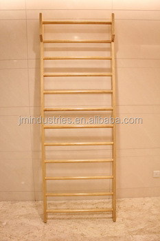 Swedish wall ladder home gym for kids buy swedish wall ladder home