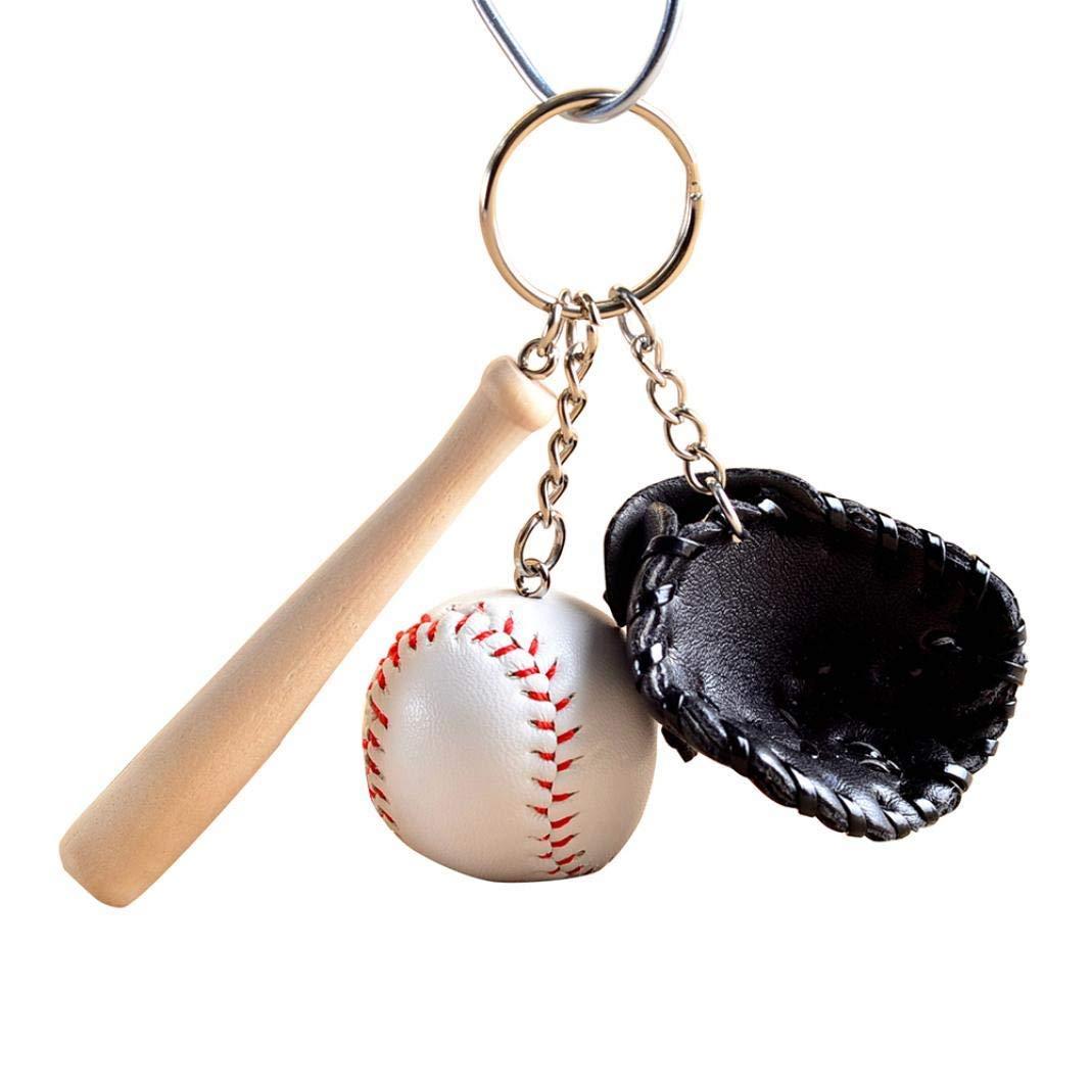 Sterling Silver Girls .8mm 3D Softball Baseball Glove Mitt Pendant Necklace