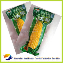 Ecofriendly resealable zipper retort bags for food packaging