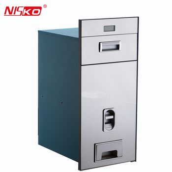 Delicieux Stainless Steel Rice Dispenser Rice Bin Storage Container