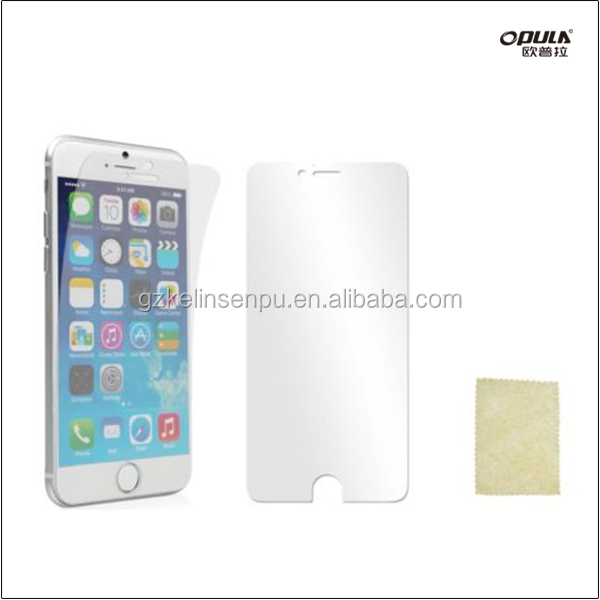 how to clean glass screen protector adhesive side
