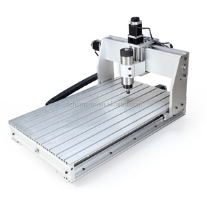 6040 4 axis 800W /1.5KW Spindle Mini desktop cnc wood router CNC Engraving and Cutting machine