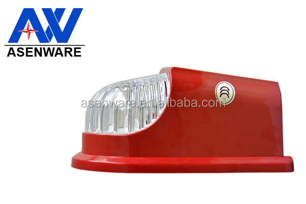 Sounder strobe,Fire siren with CE