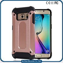 led cell phone case replacement for samsung S6 edge, desigh your own cell phone case for samsung