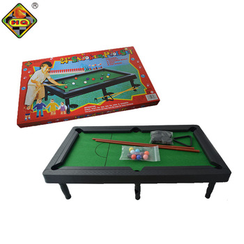 24 Inch Small Kids Train Plastic Foosball Billard Table Sets Sale