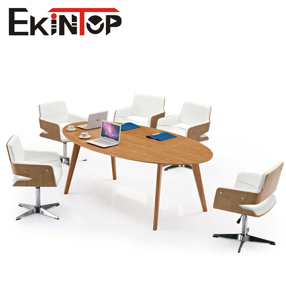 High End Modern Furniture: Modern High End Office Furniture Oval Meeting Table