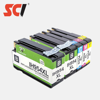 Supricolor South America newest inkjet cartridge compatible for HP 954 954xl 958 958xl