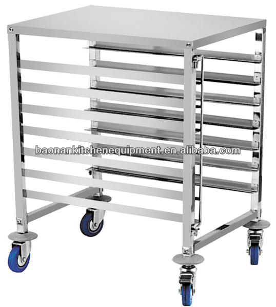Stainless Steel Kitchen Baking Tray Rack/ Cooling Rack Bn-t15 - Buy ...