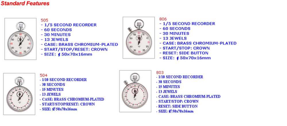 Online Stopwatch Bomb Timer Manufacturer Cheap Mechanical Stopwatch For  Sport - Buy Physics Teaching Instrument,Stainless /copper Mechanical