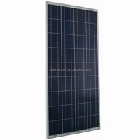 china best solar supplier Poly 150W solar module and solar panels 18v