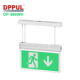 2018 Newest Rechargeable Emergency LED Exit Lighting DP968CH