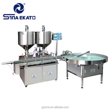 automatic price small glass water oil milk bottle honey filling machine honey stick filling machine