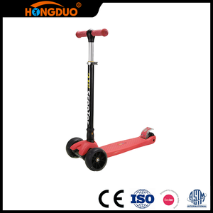 Various Sizes price cheap roller scooter three wheel for kids