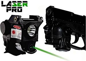 Buy Hawkstech Rechargeable Subcompact Green Laser Sight