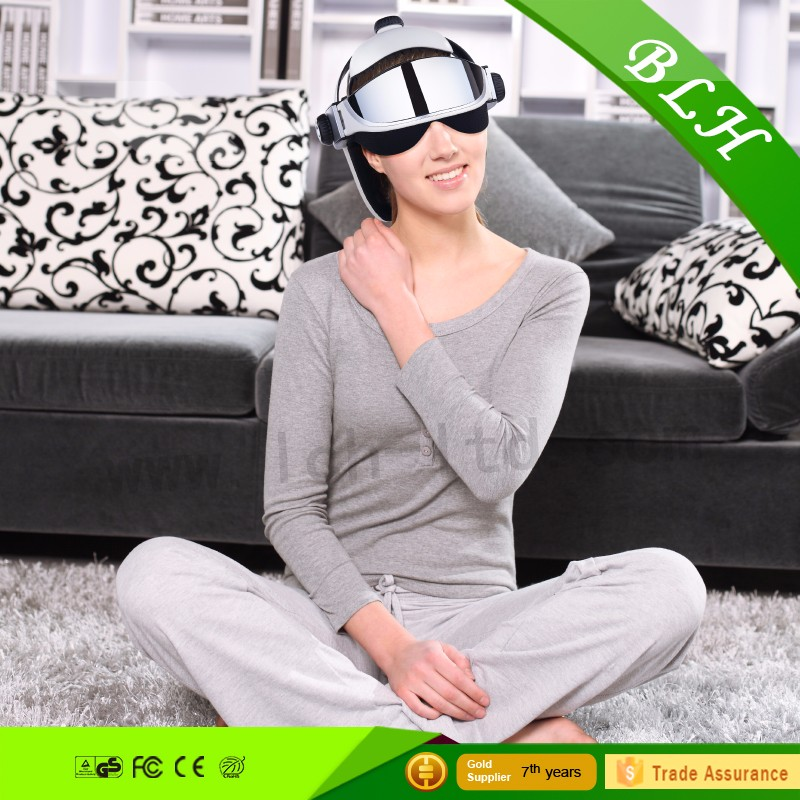 Big screen Vibrating Electric Eye Massager Head Massager