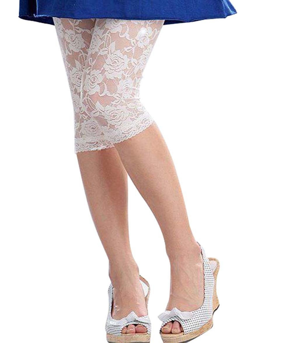 8043035f7ce407 Get Quotations · Free shipping brand new Hot Sale Women's Sexy Black White  Fishnet Floral Rose Lace Tights 3