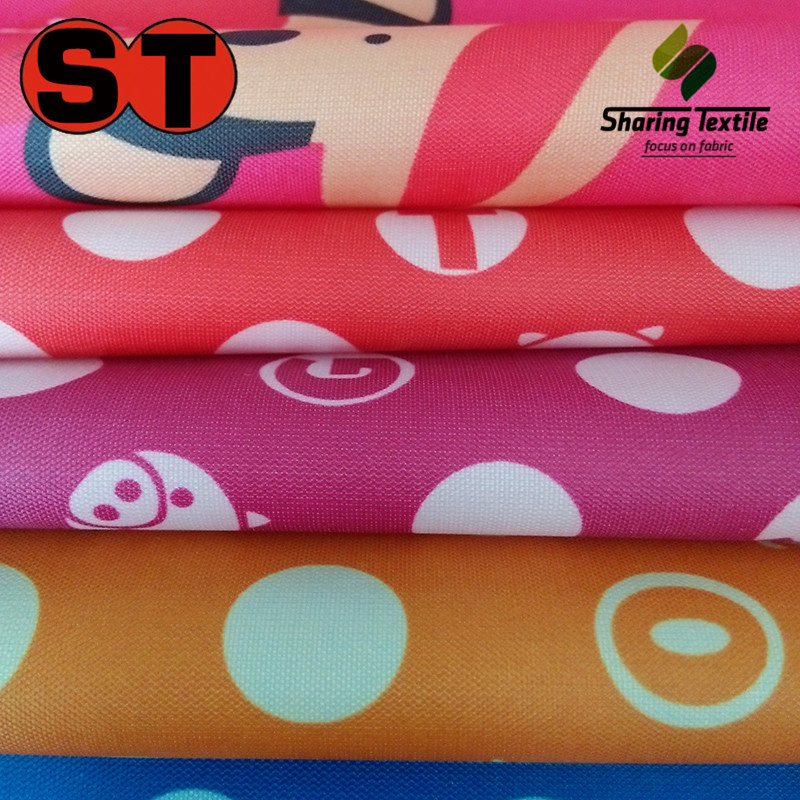 Wholesale Thousands Pattern Printing Raincoat Pvc Taffeta Fabric/Printing Umbrella Pvc Taffeta Fabric/Printing Raincoat Fabric
