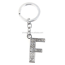 Alphabet Initial Key Chains