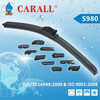 500 Thousand Cycle Times 10+1 Multi adapter flat aero wiper blade