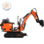 Newest type mini digger ce with cheap mini excavator