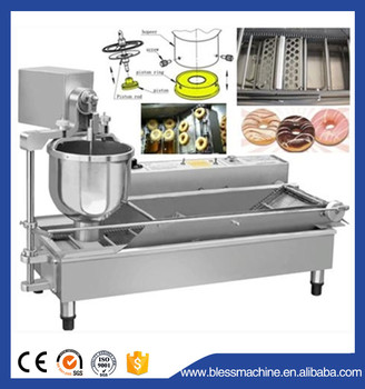 2018 domestic and overseas active demand Economical and practical industrial donut machine (Quality Guarantee)