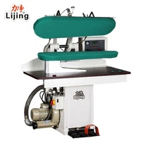 automatic dry clean equipment steam ironing laundry pressing machine garment press machine