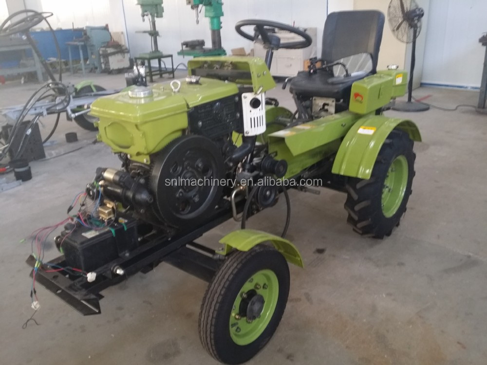 best garden tractor. China Best Electric Garden Tractors 12-15hps Tractor R