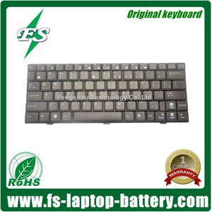 Best price Original Black Keyboard For Asus EPC 1000 Laptop Keyboard RU Layout V103662ASA