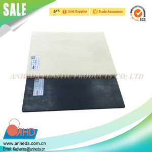 Extruded Nature & Black 1250*2000*2~120mm ABS Natural Plastic / ABS Plate Supplier / ABS Sheet Supplier
