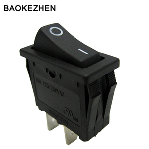 on-off 2pins rocker switch 15A 125V/250VAC T125 for meat cutter coffee machine power strip ,ets