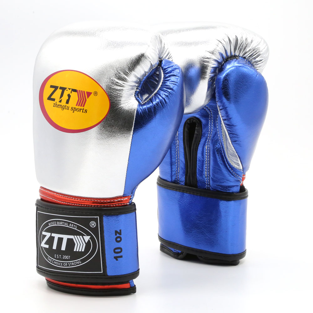 wholesale new style muay thai microfiber boxing gloves
