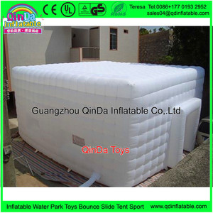 Qinda Toys of Marquees Party Used Privacy Tent Inflatable House to Live In