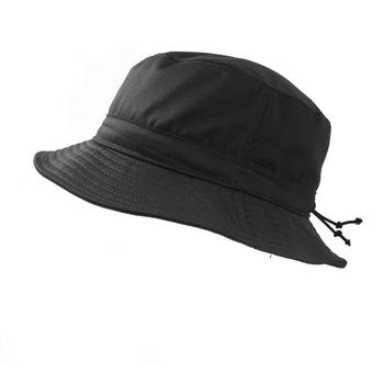 71225870406 Black Cotton Plain Bucket Hats Caps Hats Men - Buy Black Bucket ...