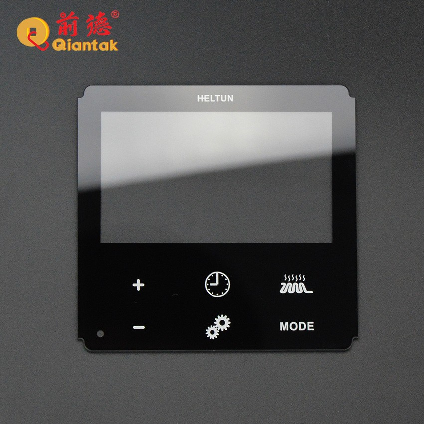2018 Tempered Touch Control Glass Switch Panel For Sale