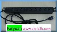 cheap rack power distribution unit/USA Type power distribution unit,manufacturer