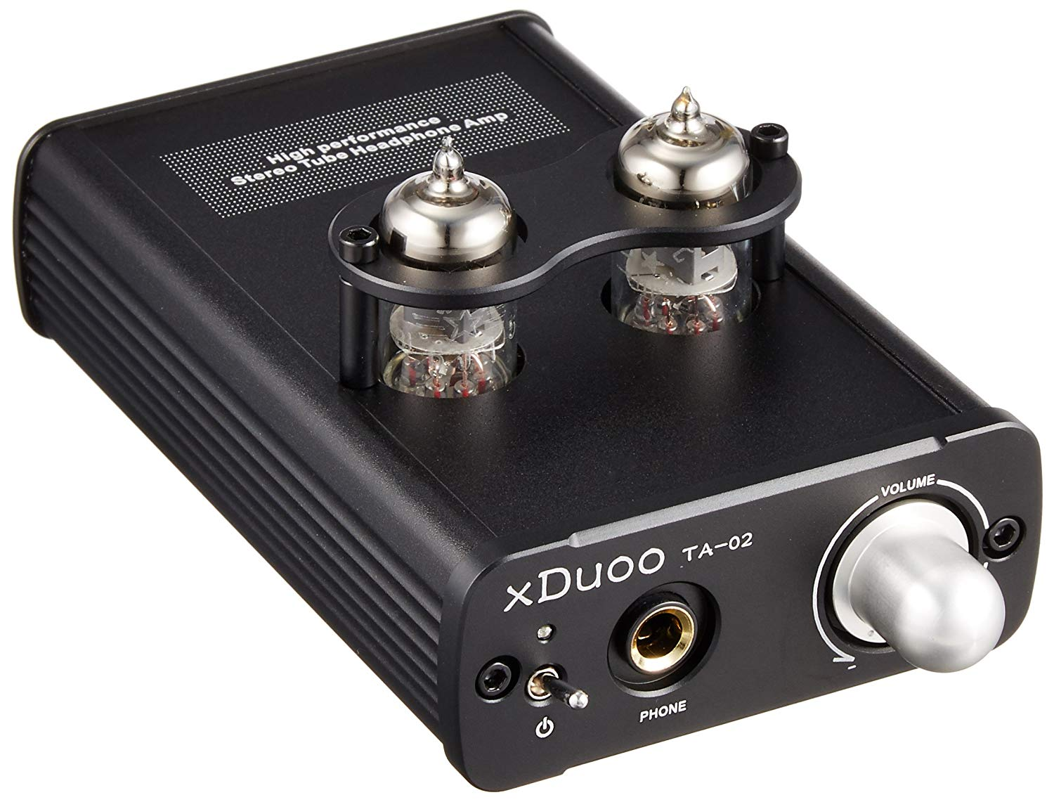 Cheap Hybrid Tube Headphone Amp Find Class A 12au7 Amplifier Get Quotations Xduoo Ta02 And Transistor Double 6ji Pre