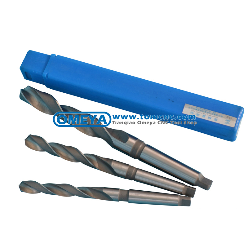 M26 M35 best price HSS Taper Shank Twist Drill
