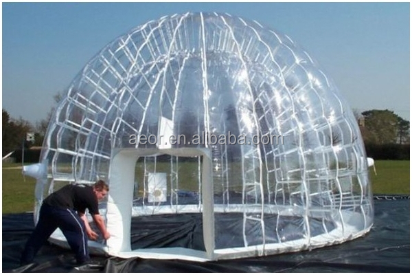 2015 clear bubble tent for sale/inflatable clear bubble tent/bubble tent transparent & 2015 Clear Bubble Tent For Sale/inflatable Clear Bubble Tent ...