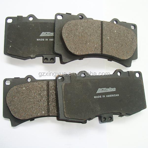 Disc Brake Pad 15240794 Front Fits 06-10 Hummer H3