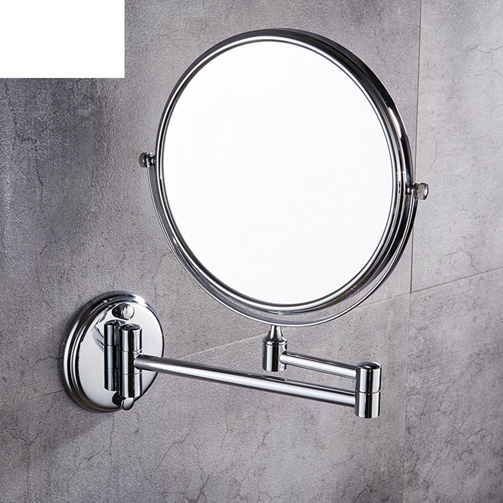 Buy folding cosmetic mirror/ bathroom scale and beauty mirror/Wall ...