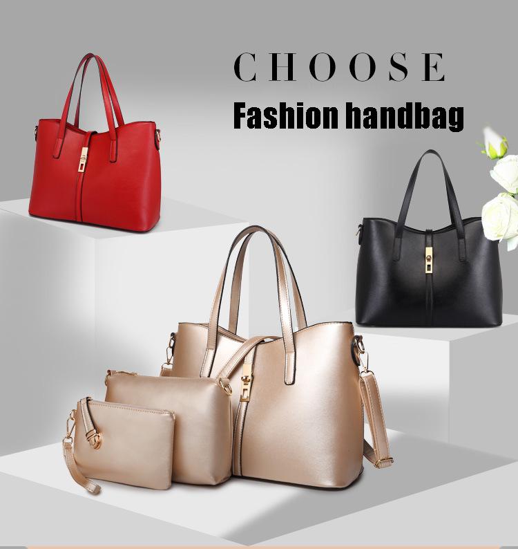 China Supplier Casual Ladies Bags Designer Pu Leather Handbag - Buy Leather  Handbag 6ca39a8416daa