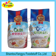 Instant Oatmeal Cereal in fruity flavor
