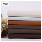Best selling 100 polyester knitted microfiber suede fabric cloths for garment