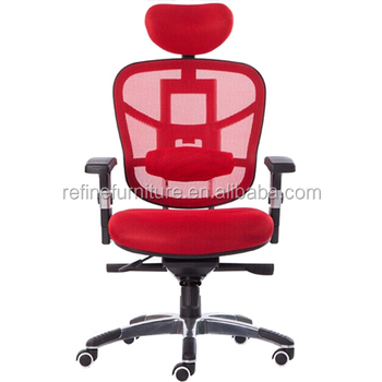Stylish Luxury Mesh Ergonomic Office Chair With Headrest Rf M035