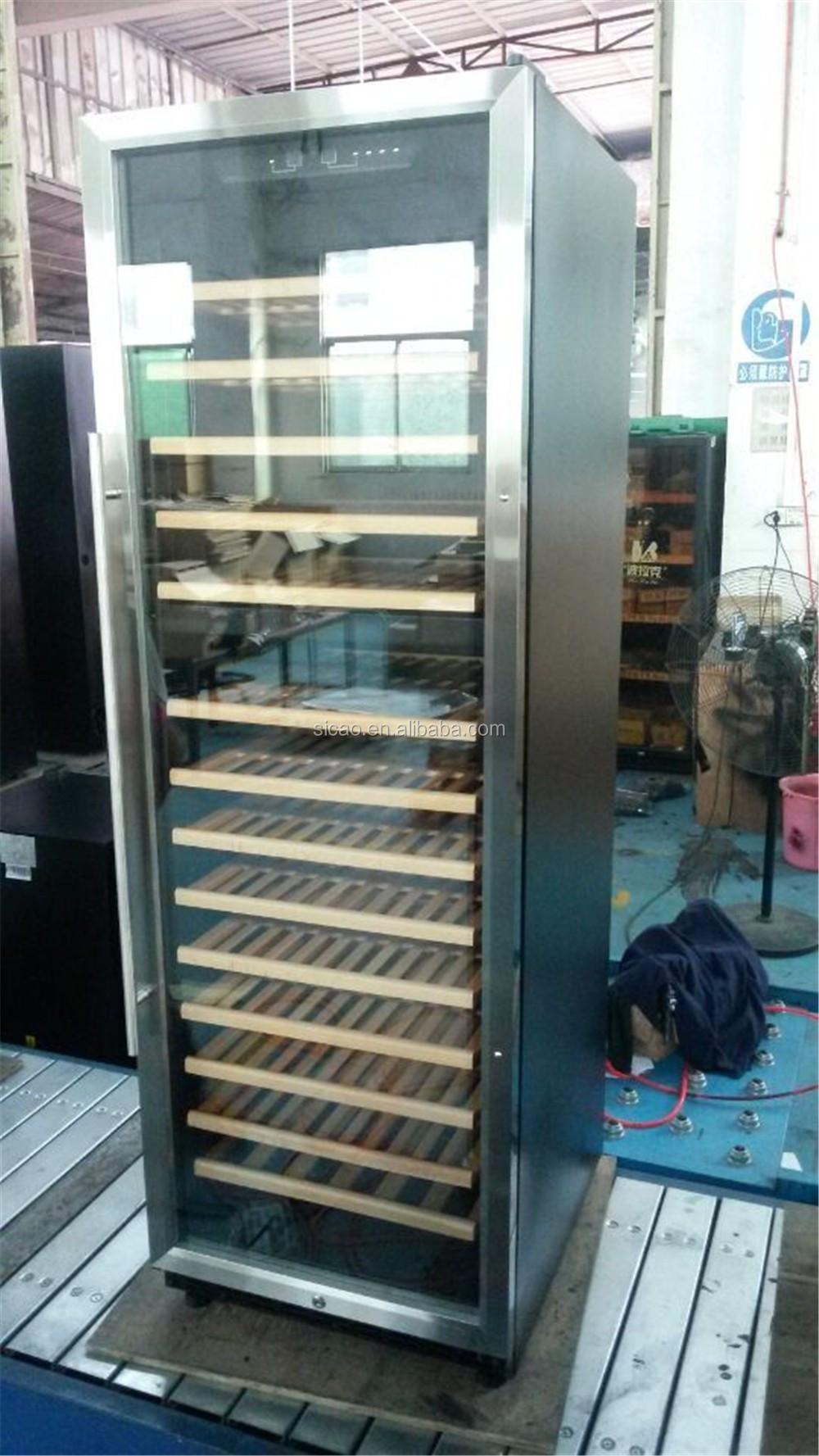 Used Wine Refrigerator For Sale Wine Cabinet For Restaurant 2015 ...